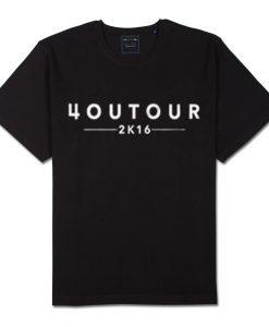 4ou 2k16 black shirt