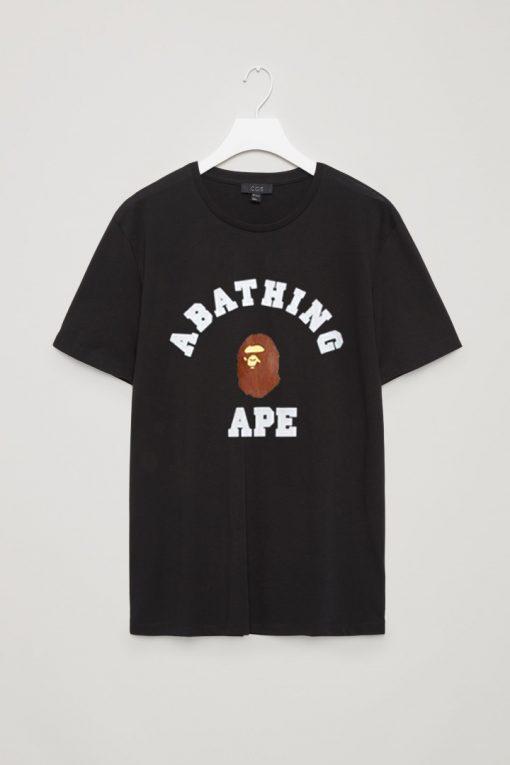 A Bathing Ape T Shirt