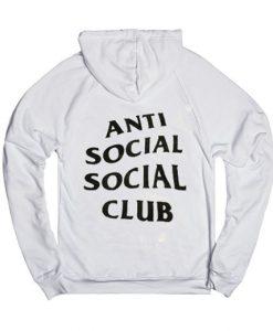 AntiSocial Social Club Hoody Kanye Anti Social Club Unisex Sweatshirt