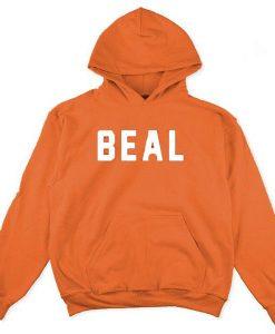 Beal Orange Hoodie
