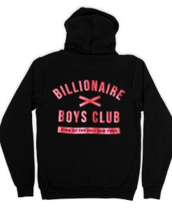 Billionaire Boys Club back hoodie