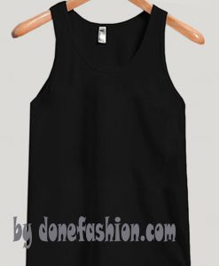 Black Female Tank Top