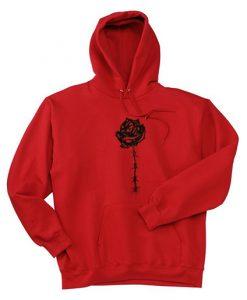 Black Rose Red hoodies