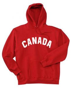 Canada Red Hoodies