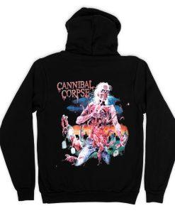 Cannibal Corpse Eaten Hoodie back