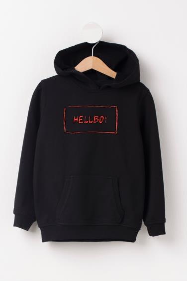 Hellboy Hoodie pullover