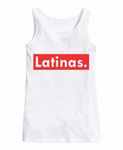 Latinas tank top