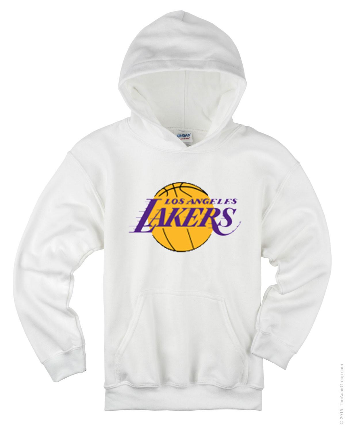 b82b3f372 Los Angeles Lakers Hoodie pullover - donefashion.com