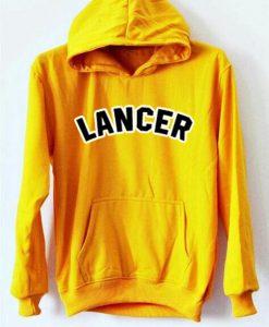 Yellow Lancer Hoodies