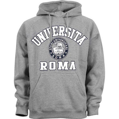 universita roma hoodie