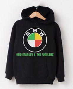 BMW Bob Marley & The Wailers Hoodie
