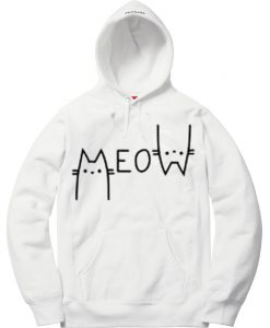 Official Cats meow Hoodie