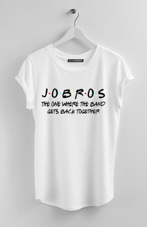 Jonas Brothers T Shirt