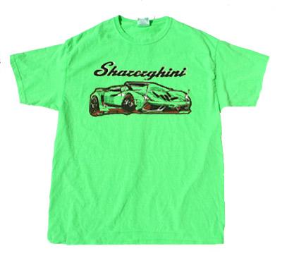 Sharerghini T shirts