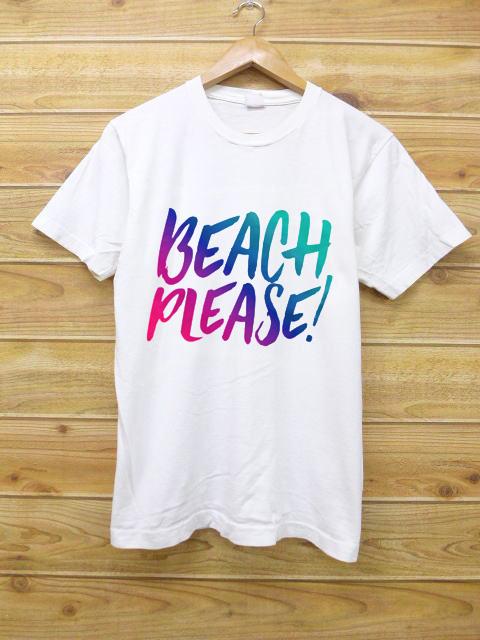 BEACH PLEASE T SHIRTS