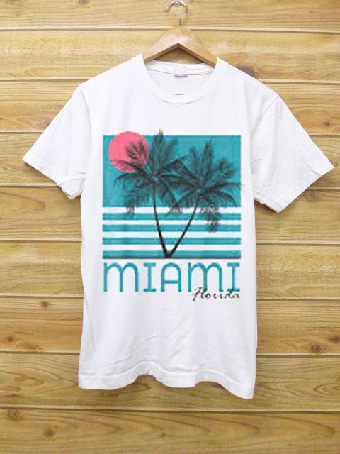 MIAMI FLORIDA T SHIRTS