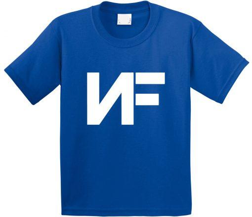 NF blue T Shirt