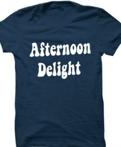 Afternoon Delight Vintage Style T-Shirt