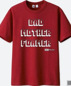 Bad Mother Foamer Red MaroonT-Shirt