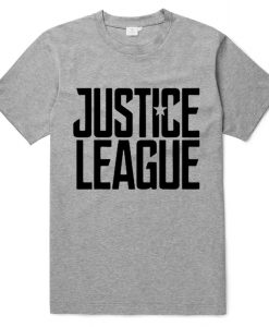 Justice League Exclusive grey t shirts