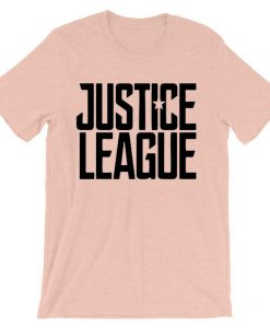Justice League Exclusive pink t shirts