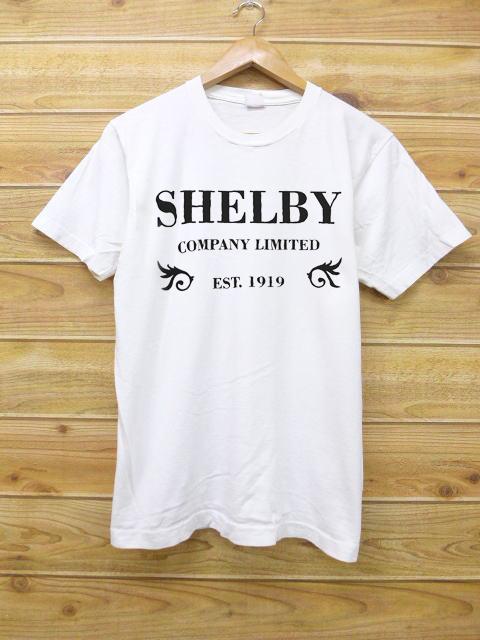 Shelby Company white t shirts