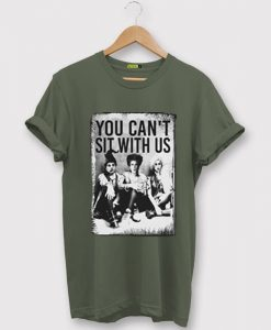 Sanderson Sisters Green ArmyT shirts