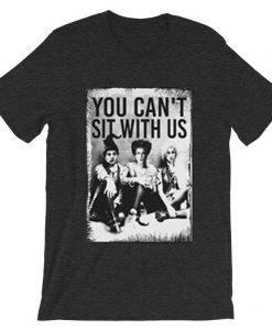 Sanderson Sisters Grey Asphalt T shirts