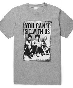 Sanderson Sisters Grey T shirts